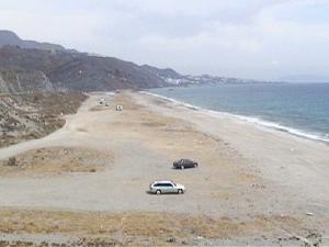 Playa Castillo de Macenas